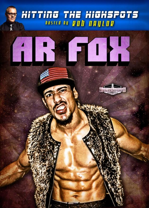 Hitting the Highspots - AR Fox