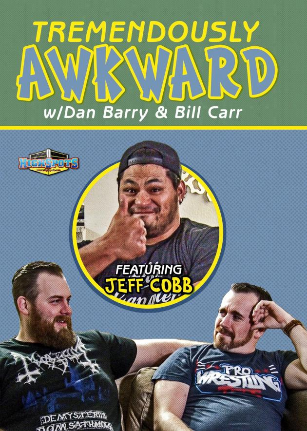 TREMENDOUSLY AWKWARD FEATURING JEFF COBB