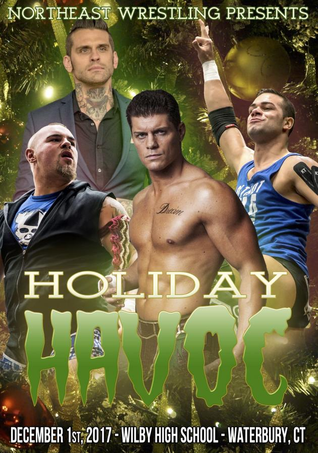 NEW HOLIDAY HAVOC 2017