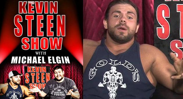 The Kevin Steen Show with Michael Elgin