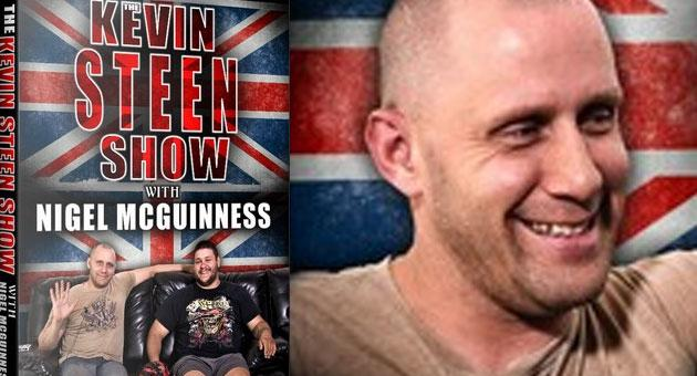The Kevin Steen Show with Nigel McGuinness