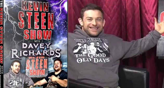 The Kevin Steen Show with Davey Richards