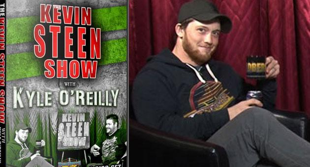 The Kevin Steen Show with Kyle O'Reilly