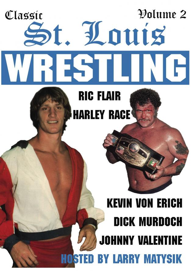 CLASSIC ST. LOUIS WRESTLING VOL. 2
