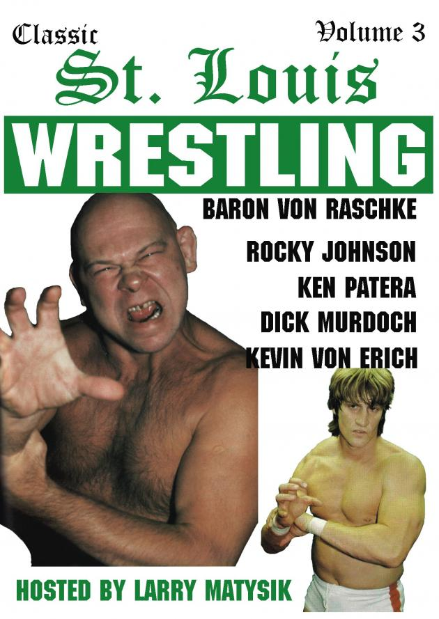 CLASSIC ST. LOUIS WRESTLING VOL. 3
