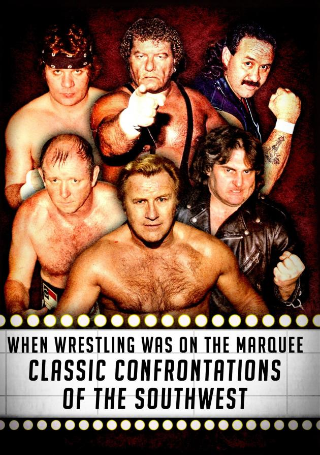 WHEN WRESTLING WAS ON THE MARQUEE VOL. 1 - CLASSIC CONFRONTATIONS
