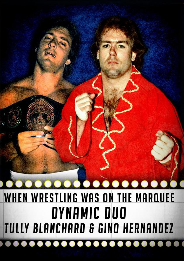 WHEN WRESTLING WAS ON THE MARQUEE VOL. 3 - DYNAMIC DUO