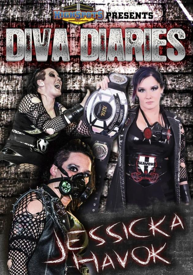DIVA DIARIES WITH JESSICKA HAVOK