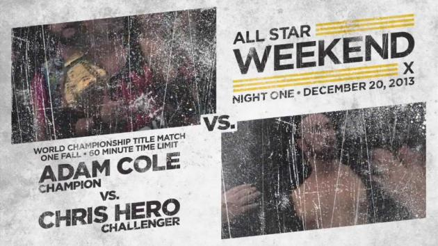 PWG ALL STAR WEEKEND X NIGHT 1
