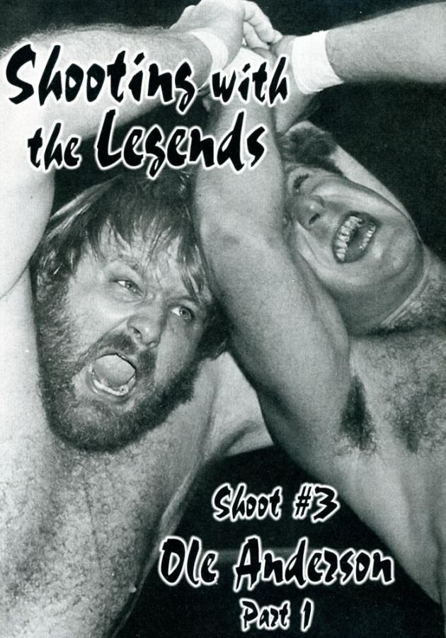 Shooting with the Legends #3: Ole Anderson, Volume 1