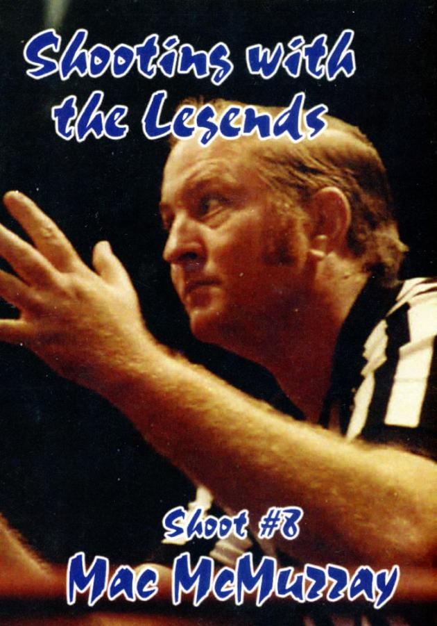 Shooting with the Legends #8: Mac McMurray