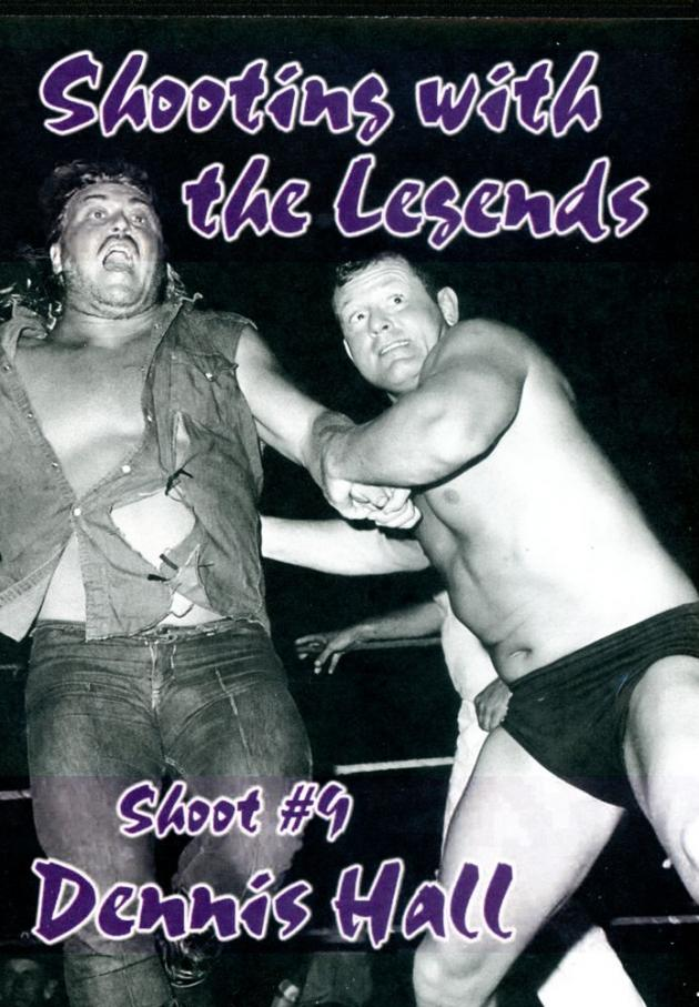 Shooting with the Legends #9: Dennis Hall