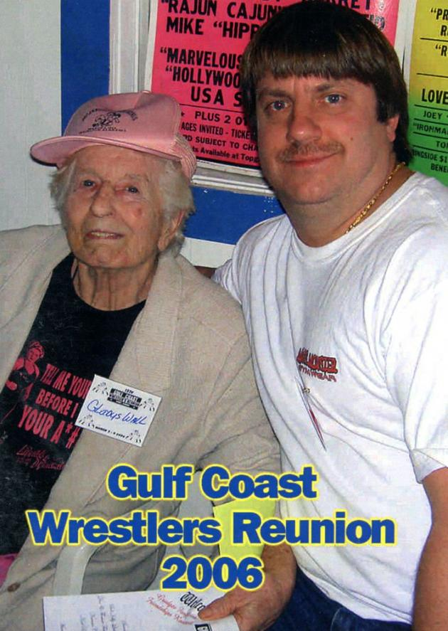 Gulf Coast Wrestlers Reunion 2006