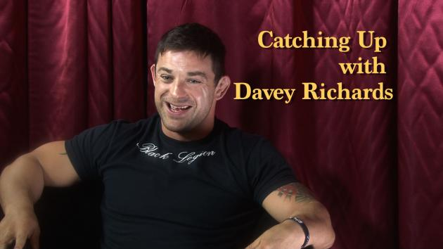 Catching Up with Davey Richards