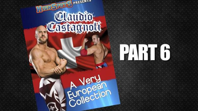 CLAUDIO CASTAGNOLI - A VERY EUROPEAN COLLECTION - PART 6