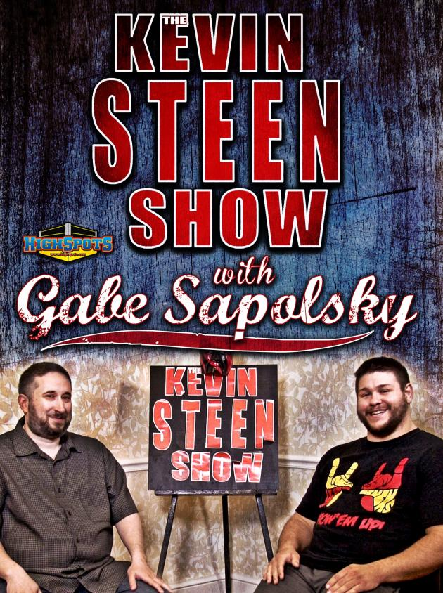 THE KEVIN STEEN SHOW WITH GABE SAPOLSKY
