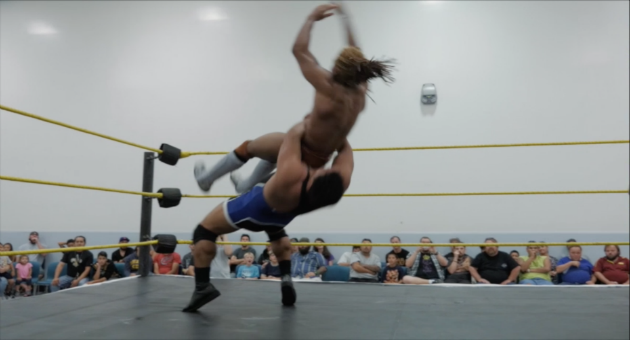 Jeff Cobb vs. Marcus Lewis