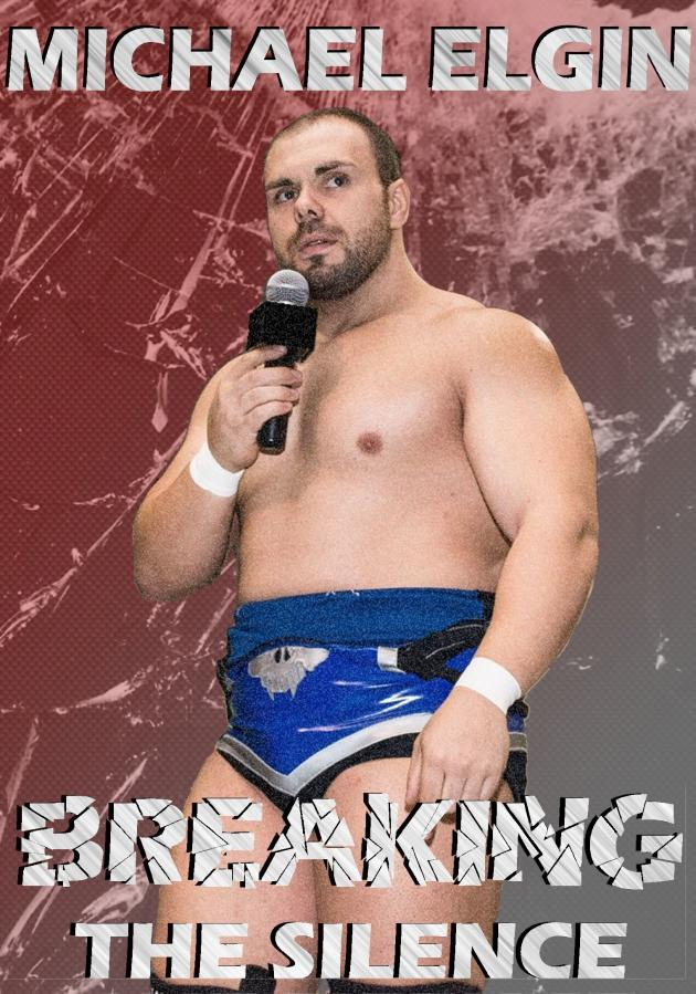 BREAKING THE SILENCE - MICHAEL ELGIN INTERVIEW