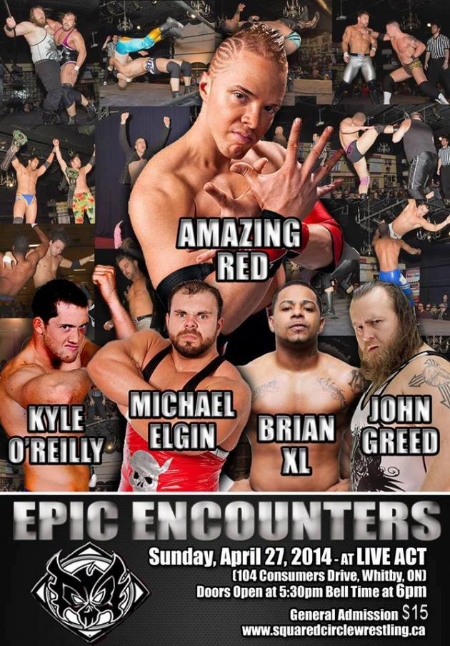 EPIC Encounters 2014