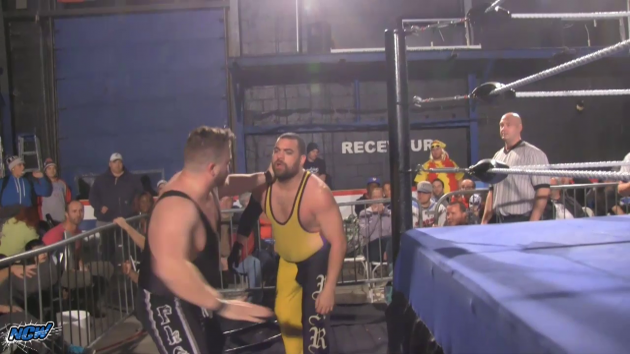 NCW - Eddie Kingston vs Jay Phenomenon - No Holds Barred