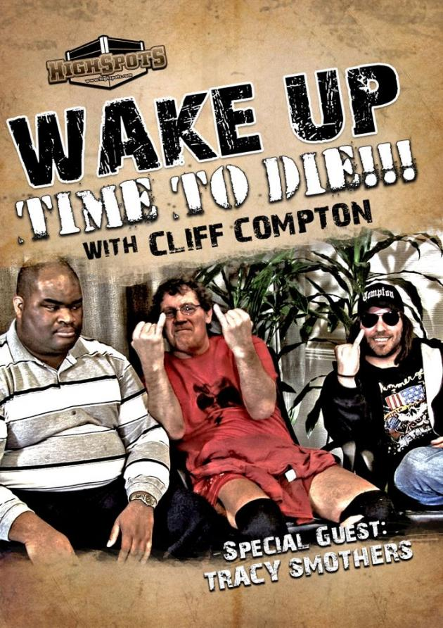 CLIFF COMPTON - WAKE UP TIME TO DIE W/TRACY SMOTHERS