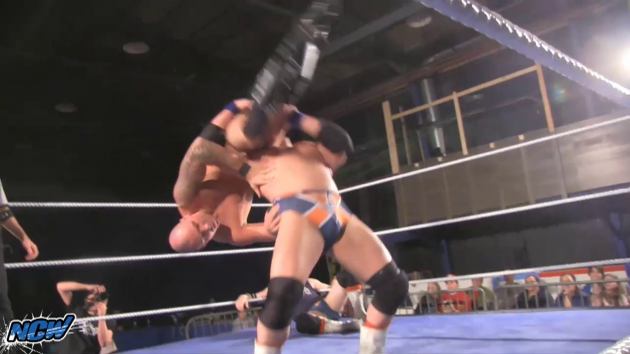NCW - The Titans vs The Violent Gentlemen - HD