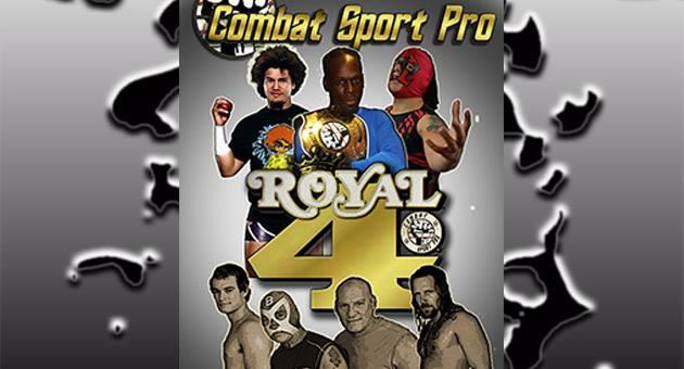 Combat Pro presents ROYAL 4