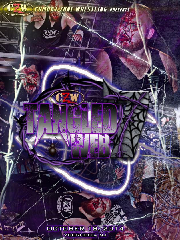 CZW - TANGLED WEB 7