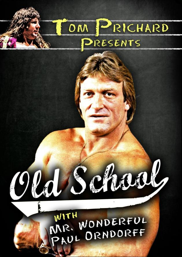 OLD SCHOOL WITH PAUL ORNDORFF