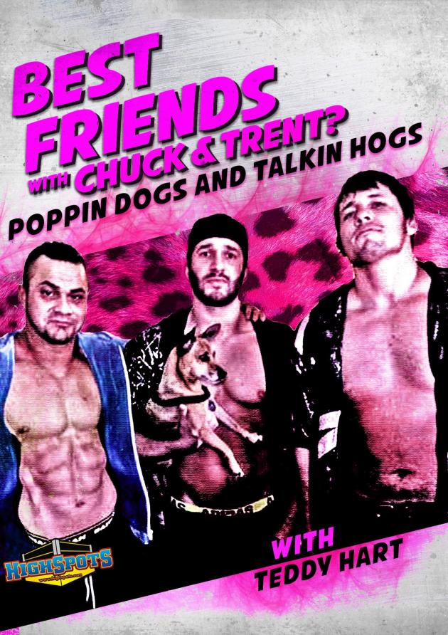 BEST FRIENDS WITH TEDDY HART