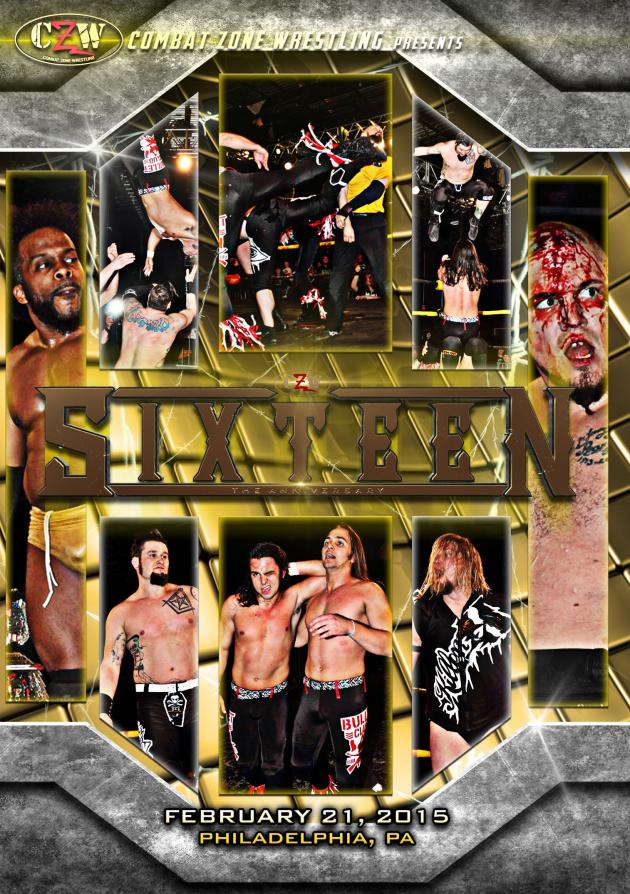 CZW - 16th Anniversary