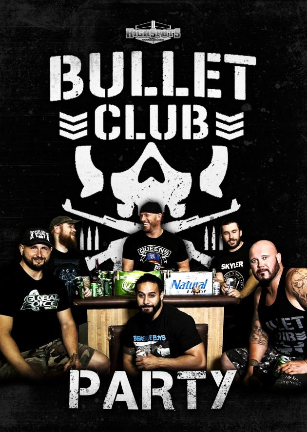 BULLET CLUB PARTY