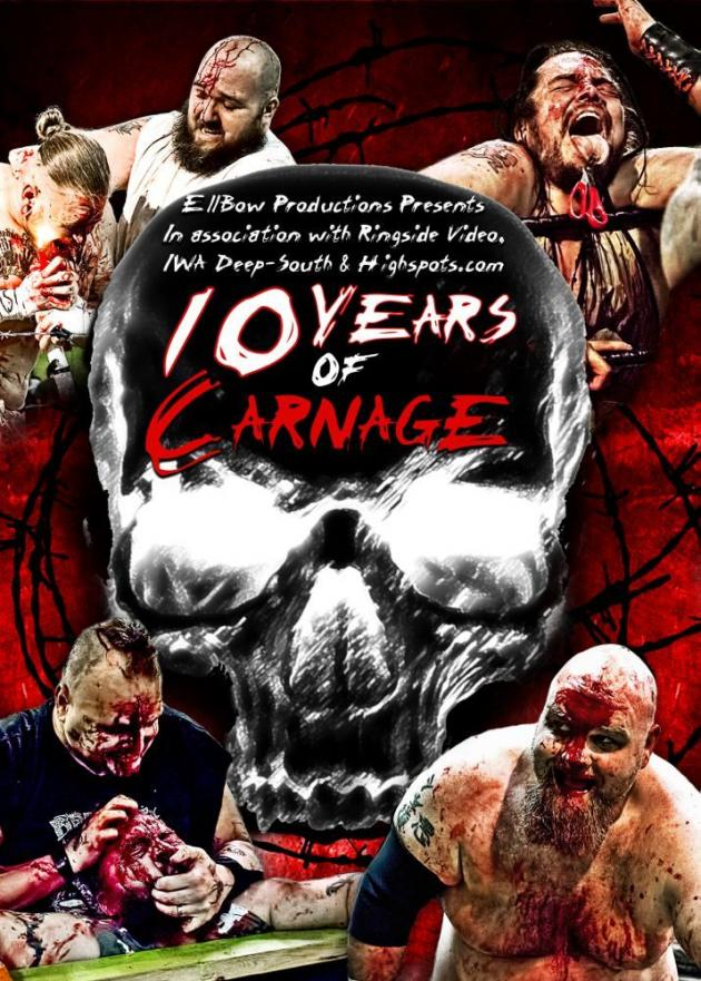 10 YEARS OF CARNAGE
