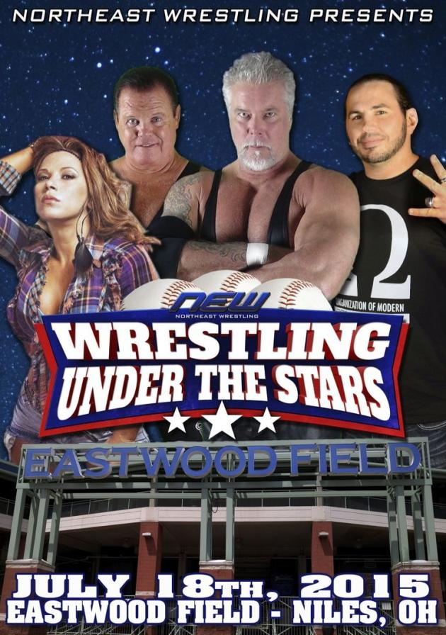 NEW WRESTLING UNDER THE STARS TOUR 2015 - OHIO