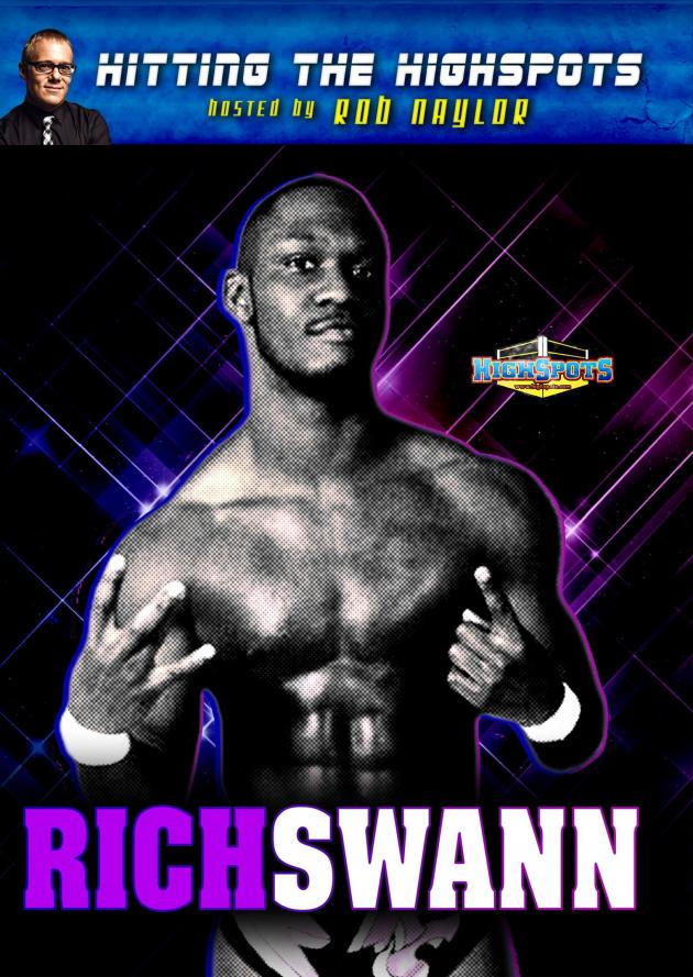 Hitting the Highspots with Rich Swann
