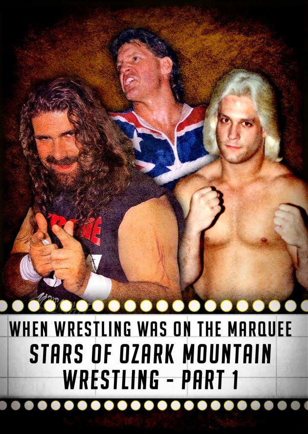WHEN WRESTLING WAS ON THE MARQUEE VOL 10 - OZARK MOUNTAIN PART 1