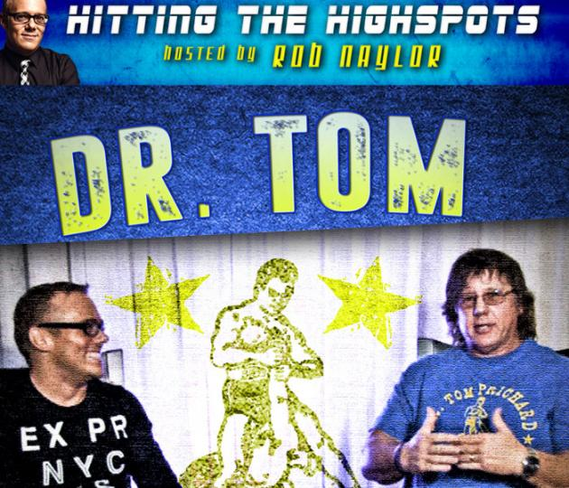 HITTING THE HIGHSPOTS - DR TOM PRICHARD