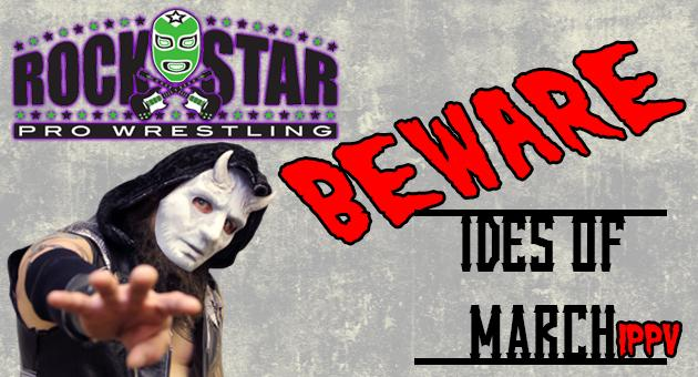 Rockstar Presents the Ides of March iPPV