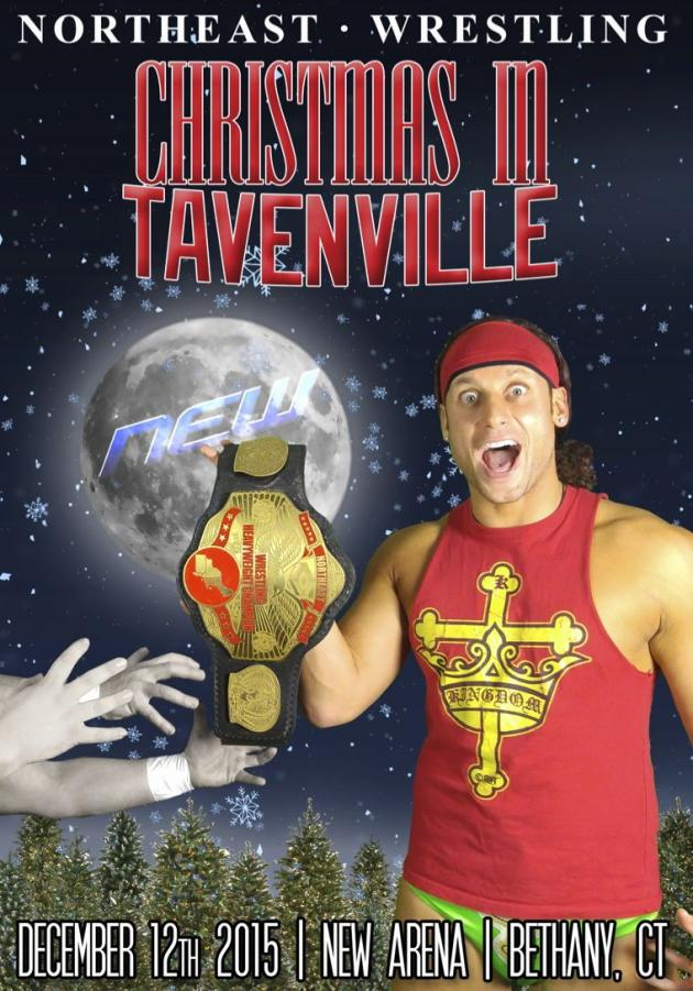 NEW - CHRISTMAS IN TAVENVILLE