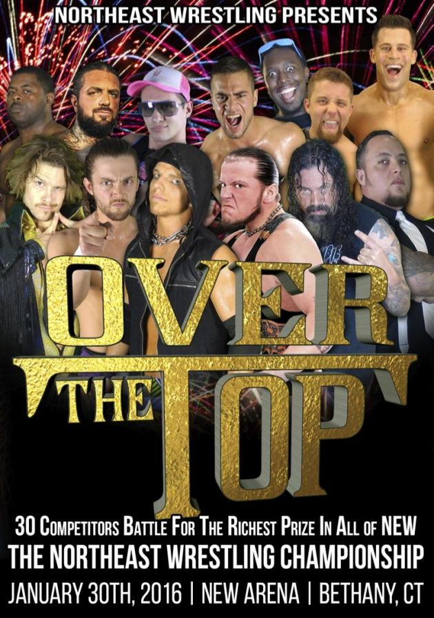 NEW - OVER THE TOP 2016