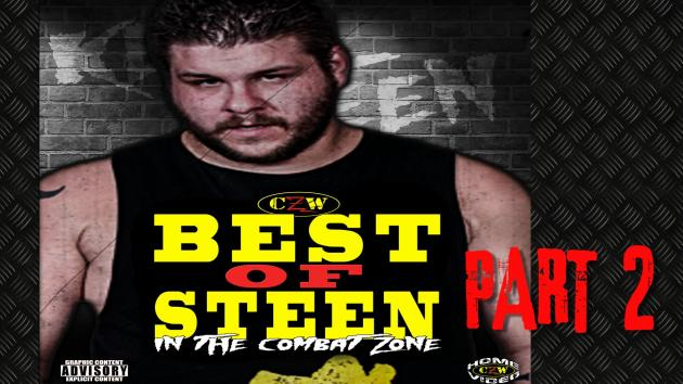 BEST OF KEVIN STEEN IN CZW - PART 2