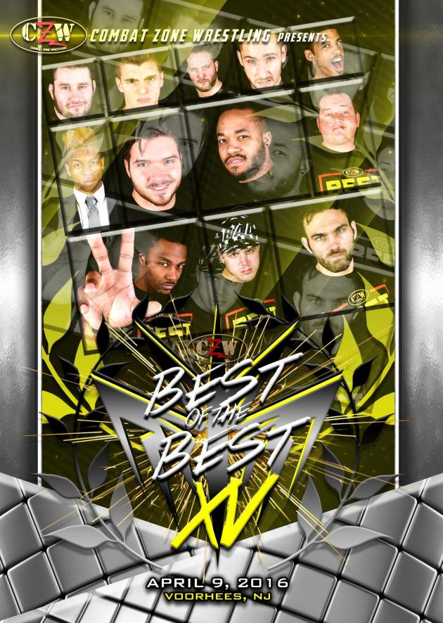 CZW - BEST OF THE BEST 15