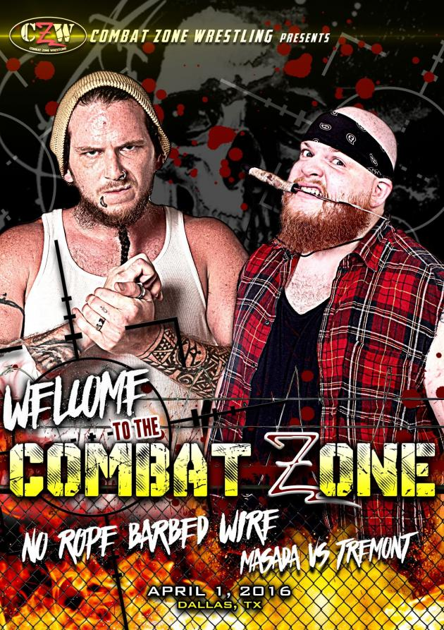 CZW - WELCOME TO THE COMBAT ZONE
