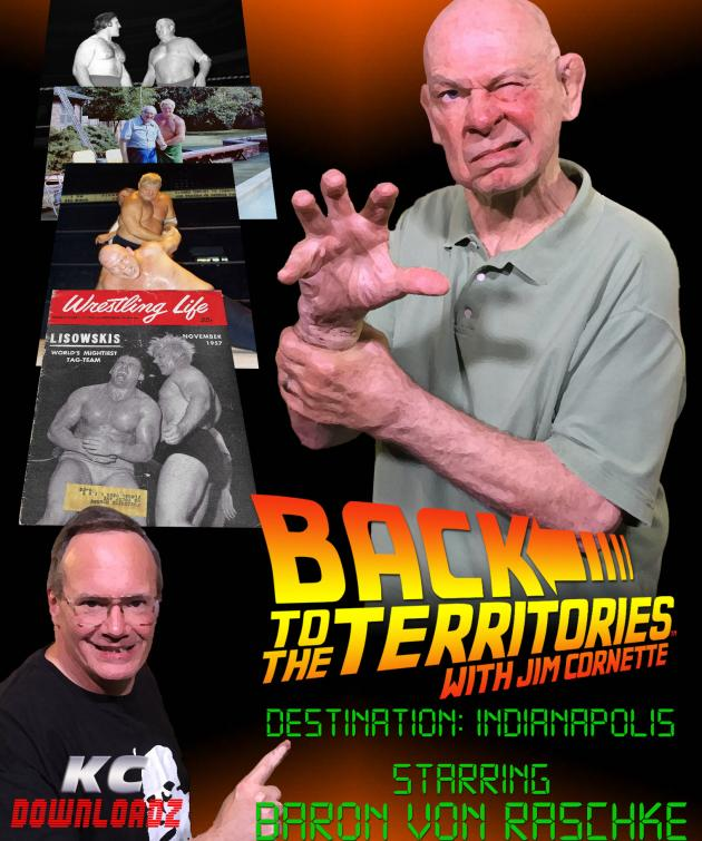 Back to the Territories: Indianapolis