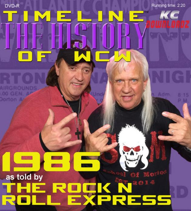 Timeline: History of WCW - 1986 - Rock n Roll Express