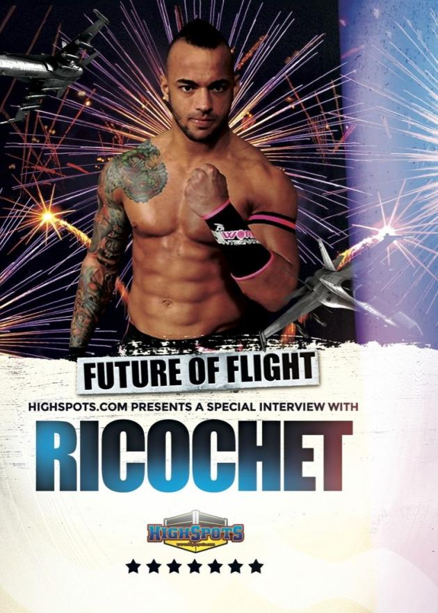 FUTURE OF FLIGHT - THE RICOCHET INTERVIEW