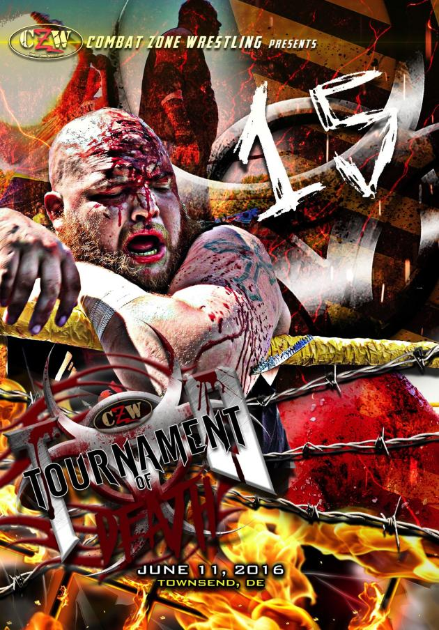 CZW - TOURNAMENT OF DEATH XV