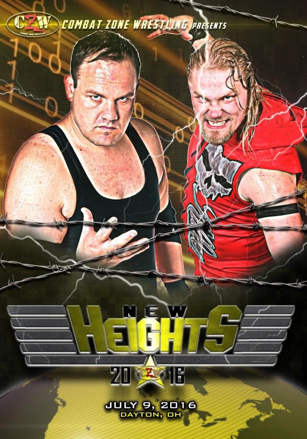 CZW - NEW HEIGHTS 2016