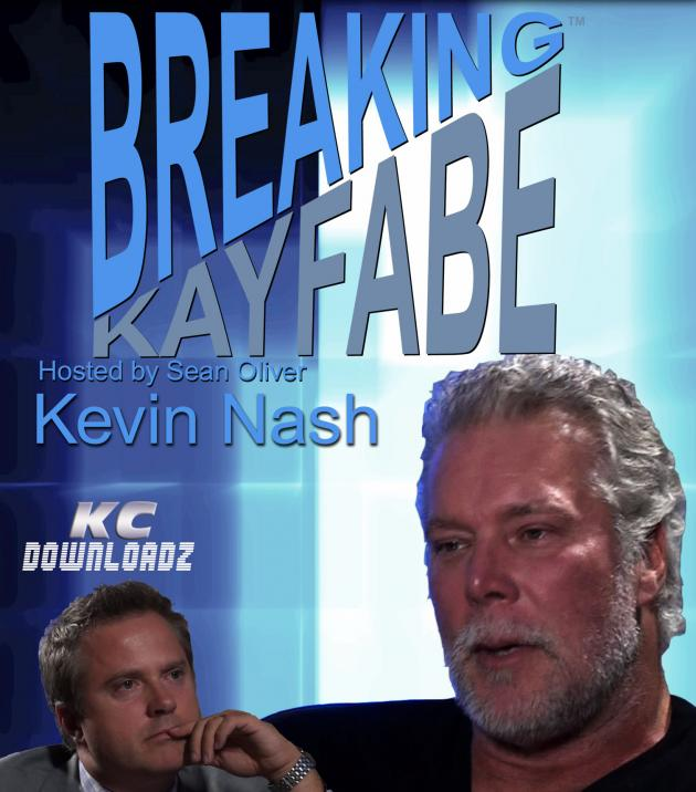 Breaking Kayfabe w Kevin Nash