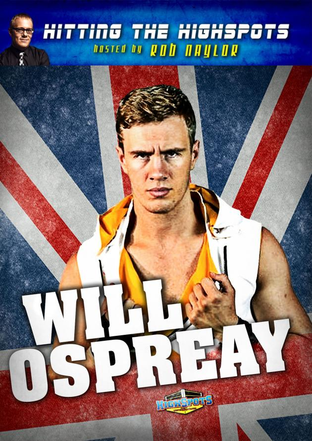 HITTING THE HIGHSPOTS - WILL OSPREAY